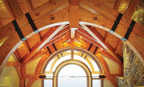 Basics of a Timber Frame
