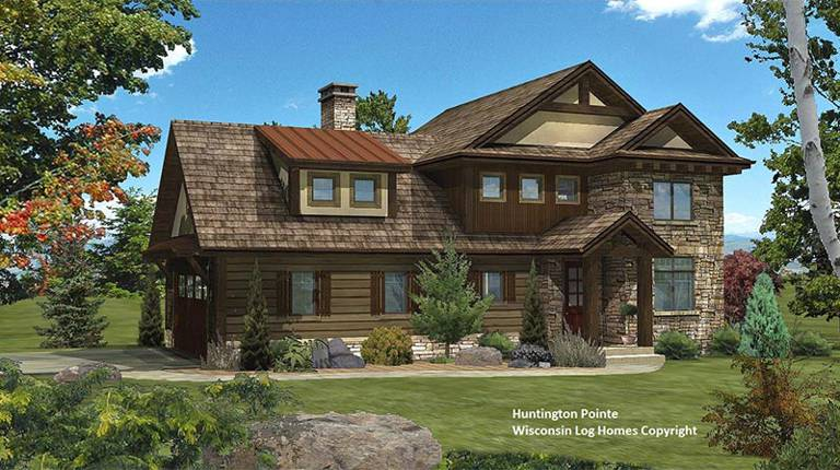 huntington-pointe-front-rendering-by-wisconsin-log-homes-1