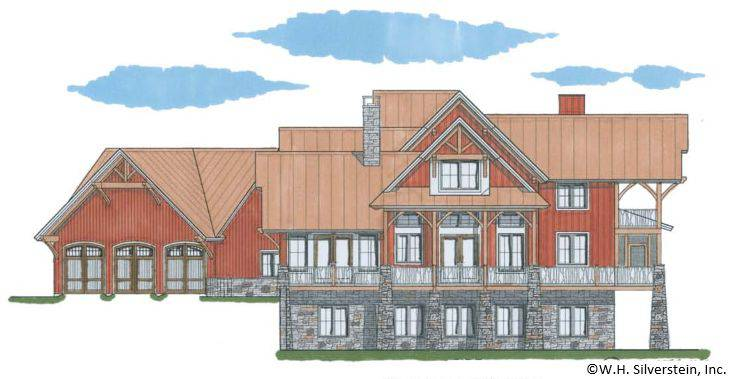 Timberpeg Ashton Woods Home Plan